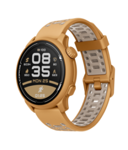 Coros Pace 2 Silicone gold